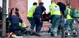 إصابة 5 أشخاص في إطلاق نار في السويد