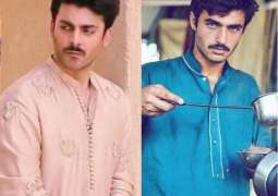 Social media goes crazy over Fawad Khan's resemblance to Chai Wala in latest shoot