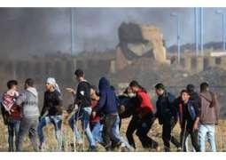استشهاد شاب فلسطيني متأثرا بجروحه شرق غزة