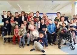 UAE Ambassador visits children's hospitals in Astana