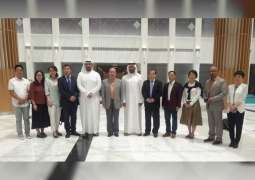 SPC discusses collaboration opportunities with China Publishing Group