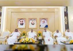 Ajman Ruler receives more Ramadan well-wishers