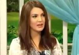 ریحام خان نے خطرناک الزام لا دتا