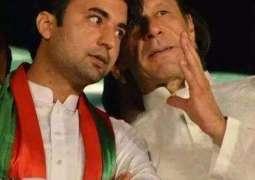ہم جنس پرستی دا الزام: مراد سعید نے ریحام خان نوں کرارا جواب دے دتا