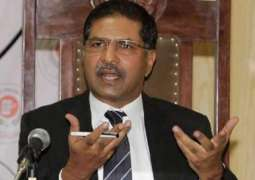 Caretaker govt to ensure free, fair, transparent, general polls: Syed Ali Zafar