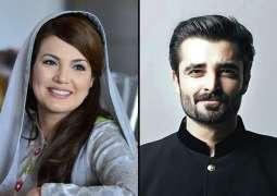 Hamza Ali Abbasi infuriated at Reham Khan for not casting in 'Janaan'
