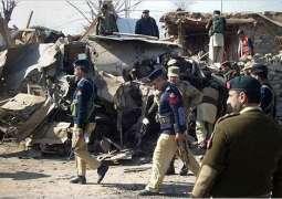 Three including two policemen killed in Lower Dir blast