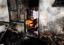 Three burnt to death in Gujrat in fire related incident