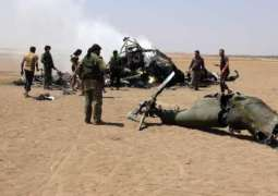 Frontier Corps (FC) soldier martyred in Army helicopter crash near Quetta