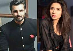 Mahira Khan responds to Hamza Ali Abbasi's tweet on Jemima