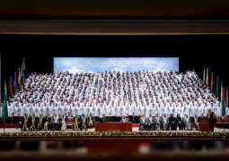 سلطان القاسمي يشهد حفل تخريج طلبة الكليات الطبية والصحية في جامعة الشارقة
