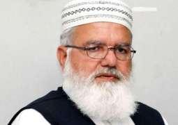 Ruling junta biggest hurdle in implementation of Islamic laws: Liaqat Baloch