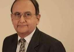 Dr Hasan Askari sworn in as Punjab caretaker CM