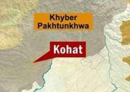 Five held with 9kg hashish, gun in Kohat