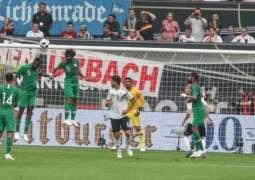 الأخضر يخسر من ألمانيا في آخر مبارياته الودية استعداداً لكأس العالم 2018