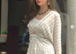 Five of Mahira Khan's best looks from '7 Din Mohabbat In' promotions