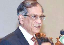 Supreme Court (SC) will work towards construction of dams: Chief Justice of Pakistan Justice Mian Saqib Nisar