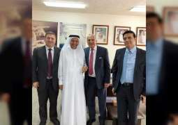 جامعة البلمند اللبنانية تنشئ فرعا لمركز الشيخ نهيان للدراسات العربية وحوار الحضارات بالإمارات