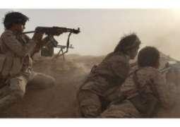 الجيش اليمني بمحافظة الجوف يبدأ عملية عسكرية لتحرير ما تبقى من مديرية المتون