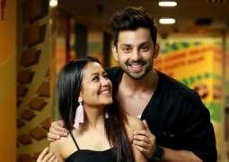 Himansh Kohli, Neha Kakkar exchange love notes on Instagram