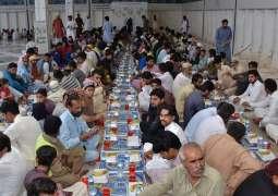 Ptcl Organized Nationwide Iftaars For Underprivileged Across Pakistan