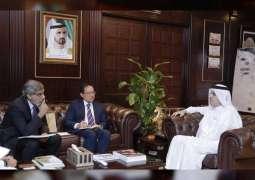 DEWA MD & CEO, Singaporean Consul-General discuss cooperation relations