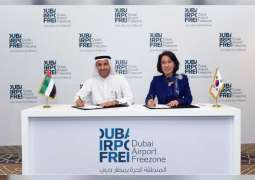 DAFZA targets growing trade opportunities with South Korea through new partnership