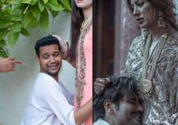 Ali Gul Pir comes up with yet another rendition of a photoshoot