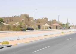 """بلدية مدينة أبوظبي و""""مساندة"""" تنجزان المرحلة الـ 4 من البنية التحتية في الفلاح"""