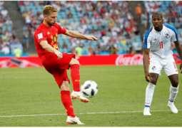 بلجيكا تكتسح بنما 3-صفر في مونديال 2018