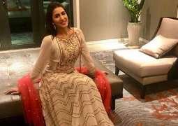 Mehwish Hayat stuns and smiles at SCO film festival