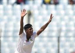 Bangladesh's injured Mustafizur out of Windies tour
