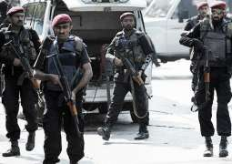 قوات الأمن الباكستانية تعلن نجاحها في القضاء على ثلاثة إرهابيين في إقليم بلوشستان
