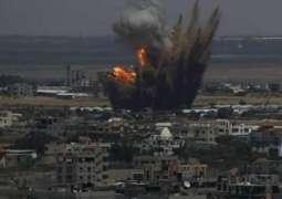 الاحتلال الإسرائيلي يقصف 25 موقعا في غزة