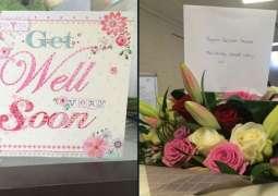 COAS Bajwa sends flowers for ailing Kulsoom Nawaz