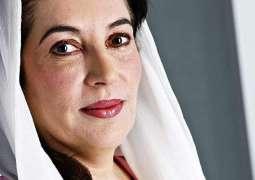 Twitterati remembers Benazir Bhutto on 65th birthday