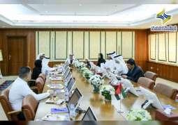 """"""" اللجنة الدائمة للتنمية الاقتصادية بعجمان """" تؤكد العمل على تحقيق """" رؤية 2021 """""""
