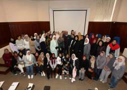 Lord Provost of Dundee meets with students participating in cultural pluralism programme of Al Maktoum College