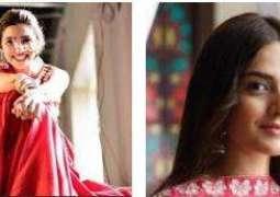 Mahira Khan, Iqra Aziz share love on Twitter