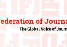 فلسطين تطالب الاتحاد الدولي للصحافيين بالتدخل لاجهاض قانون