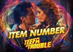 Teefa in Trouble's first song 'Item number' releases