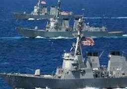 سلاح البحرية الاميركي يفكر في اقامة مخيمات للمهاجرين في قواعد جوية سابقة