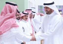 وزارة العمل والتنمية الاجتماعية تقيم حفل معايدة لمنسوبيها بمناسبة عيد الفطر المبارك
