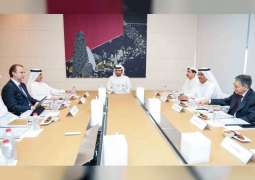 مكتوم بن محمد يترأس اجتماع المجلس الأعلى لمركز دبي المالي العالمي