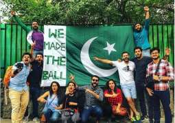 Pakistanis continue to show their presence at FIFA World Cup