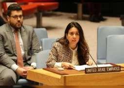 الإمارات تشدد على أهمية الدبلوماسية في حل الأزمات بالشرق الأوسط