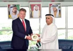 مجلس دبي الرياضي يبحث سبل التعاون مع بولندا