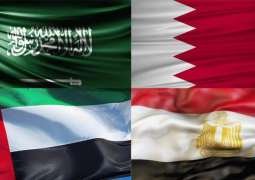 UAE, Saudi Arabia, Bahrain and Egypt submit file of sovereign airspace issue with Qatar to International Court of Justice