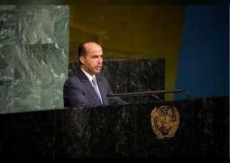 الإمارات تدعو إلى عدم التسامح مع الجماعات الإرهابية وضرورة التصدي لها