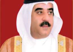 UAQ Crown Prince reviews updates of 'Model for Development of Government Work Project'